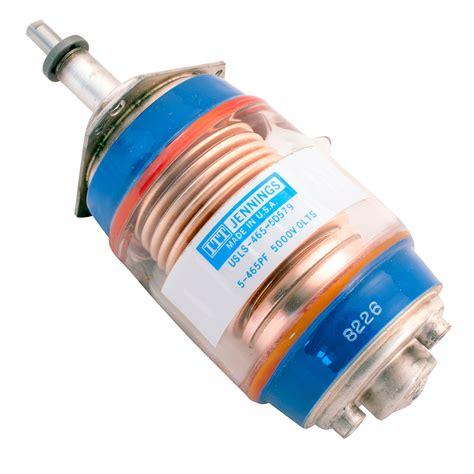 vacuum capacitor vacuum capacitors 101 500pf