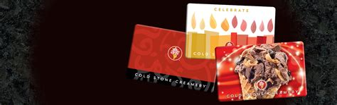 Cold Stone Gift Card Balance - how can i check my hand and stone gift card balance infocard co