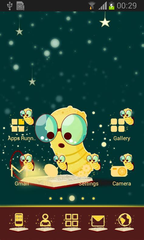 themes cute for android go launcher cute theme free android app android freeware