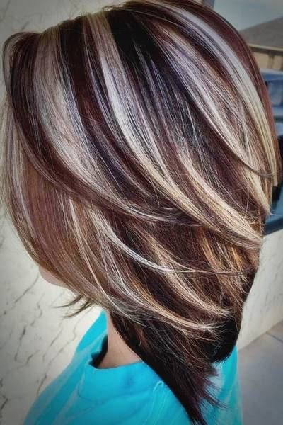 hairstyles colours 2018 tips for choosing hair color autumn winter 2018