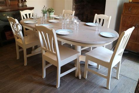 shabby chic dining room tables top 20 shabby chic extendable dining tables dining room