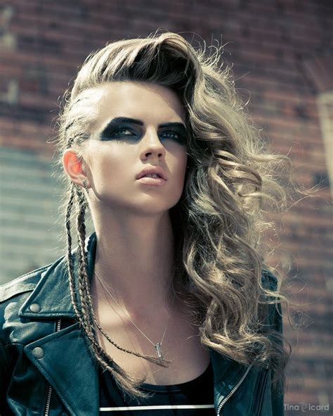 image result for punk hairstyles for medium hair hair