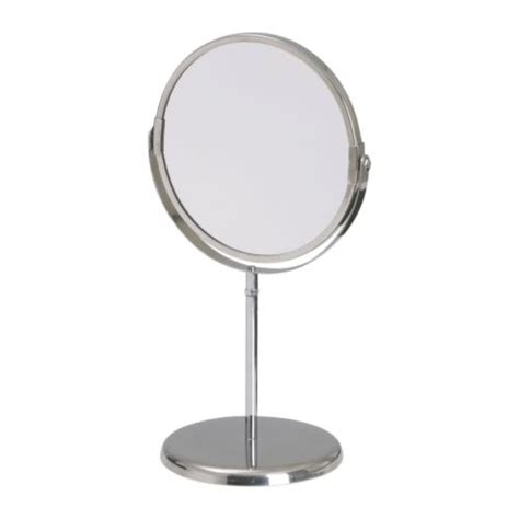 bathroom mirror magnifying ikea stand dual side makeup mirror beauty magnifying