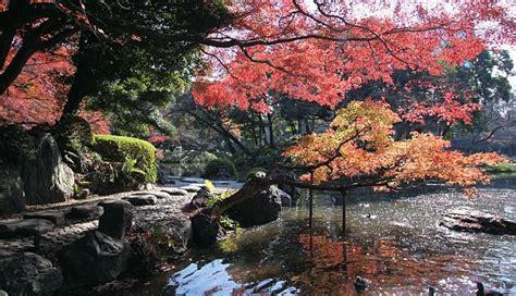 Koishikawa Korakuen Garden asia travel guide