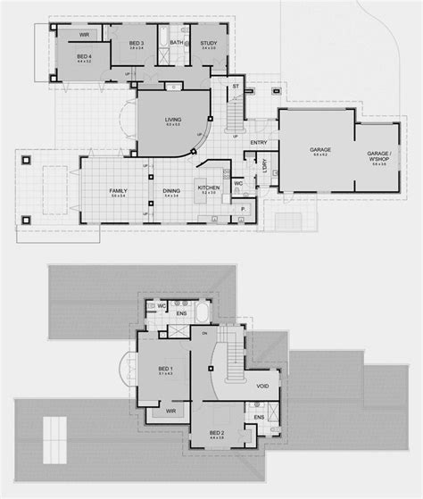 building plans for existing homes 1000 images about floor plans 300m2 on pinterest