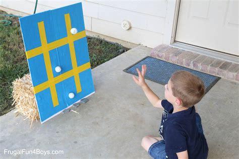 backyard carnival games for kids backyard carnival games for kids sticky tic tac toe