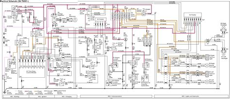 deere 4440 air conditioning wiring diagram deere