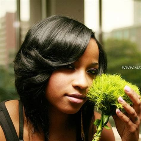 layered bob style sewins toya carter short bob quick weaves sew ins and relaxed
