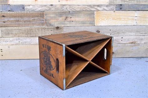 Ideas For Kitchen Cabinets Makeover wooden wine crates the best inspiration for interiors