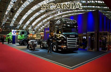 salon du transport routier d amsterdam les camions font