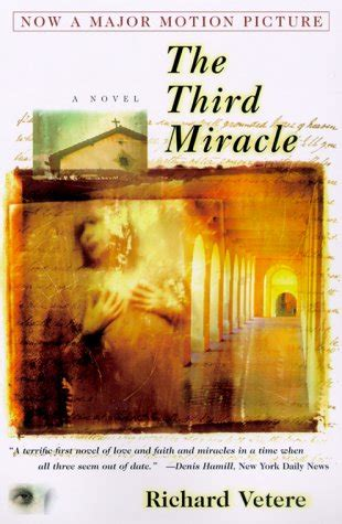 The Third Miracle Free The Third Miracle By Richard Vetere Reviews Discussion Bookclubs Lists