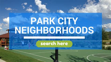 Park City Utah Property Records Which Park City Neighborhood Is Best For You