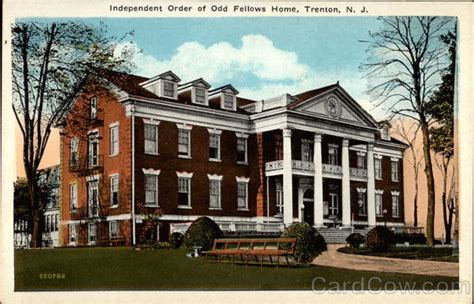 independent order of fellows home trenton nj