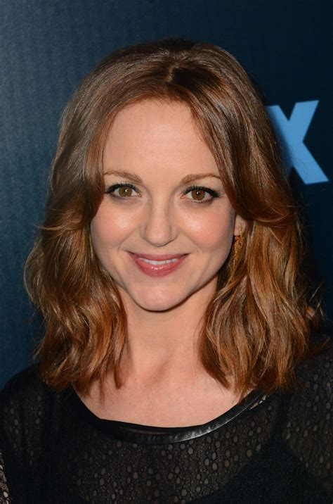 jayma mays jayma mays at glee 100th episode celebration march 2014