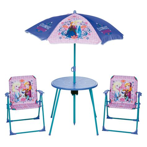 b m disney frozen patio set children s garden