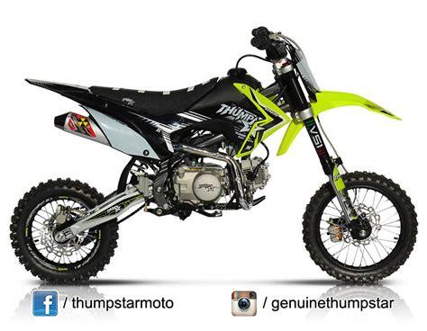 best 125cc motocross bike thumpstar usa dirt bike pit bike and motocross bike