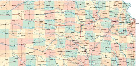 kansas road map kansas road map ks road map kansas highway map