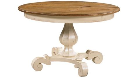rd canadel pedestal dining table my style