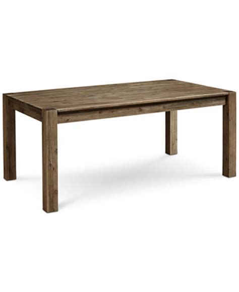 macys dining table 72 quot dining table created for macy s furniture