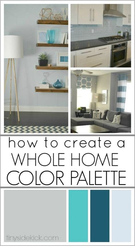 how to decorate whole house how to create a whole home color palette create house