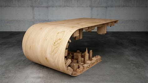 Practical Coffee Tables Practical 3d Printing Looks Like A 6370 Coffee Table Gizmodo Australia