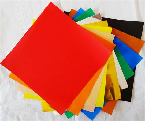 6 Inch Origami Paper - origami paper 500 sheets of 15cm 6 inch solid mixed