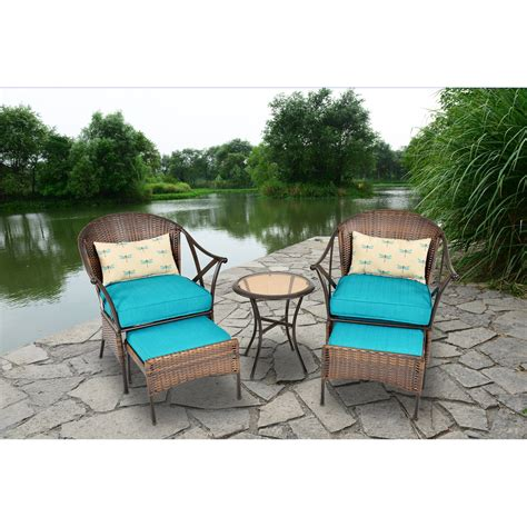 patio furniture set lovely deal 3 ps outdoor rattan patio