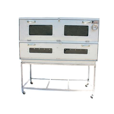 Oven Gas Ukuran Sedang jual kiwi oven gas singalum perak ukuran 110 x 58 cm
