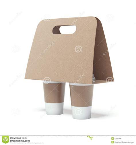 Coffee Holder Stock Illustration   Image: 49567096
