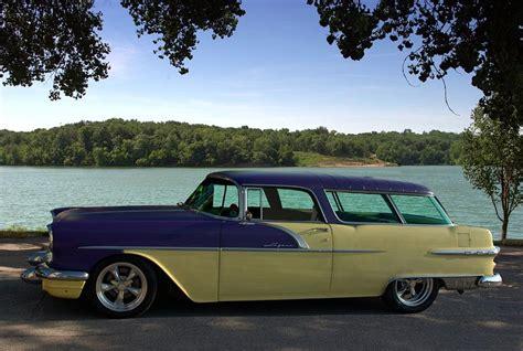 1956 pontiac station wagon 1956 pontiac safari station wagon photograph by tim mccullough