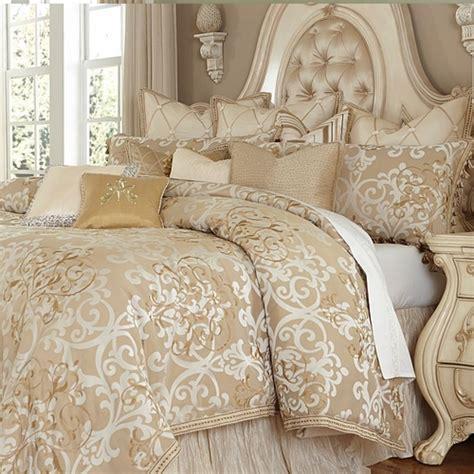 michael amini comforter luxembourg luxury bedding set michael amini bedding