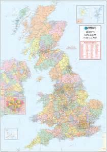 uk political postcode areas ar2 large wall map xyz