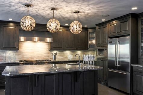 lighting designs for kitchens kitchen lighting for entertaining tdl articles