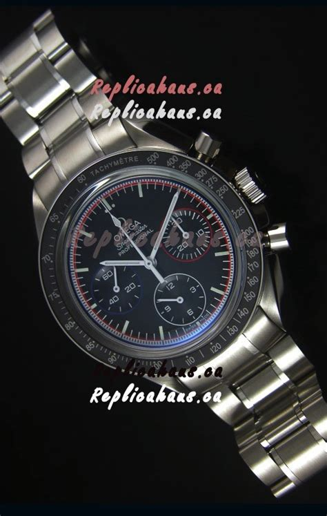 replica omega c 16 rhca 403 9952 omega speedmaster apollo 16 moon swiss
