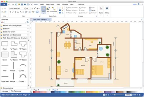 2d floor plan software mac what would you recommend as a free 2d floor plan