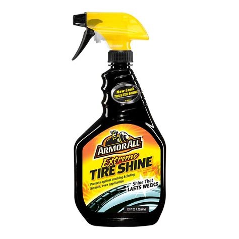 Garage Shops by Armor All 174 Tire Shine