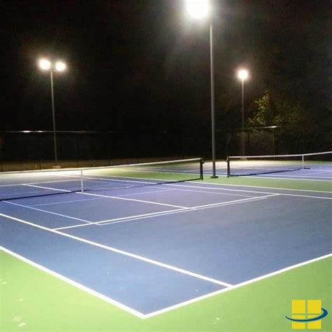 Outdoor Sport Court Lighting Tennis Pool Rev Outdoor Led Flood Light Solution