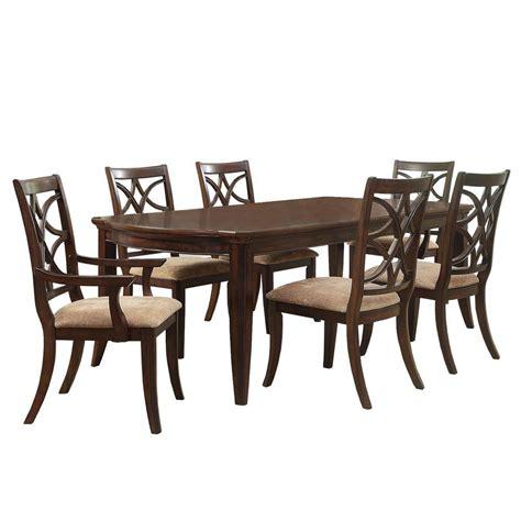 home styles arts crafts cottage oak dining set 5