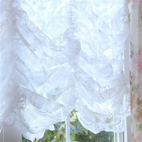 balloon lace curtains 25 best ideas about balloon curtains on pinterest