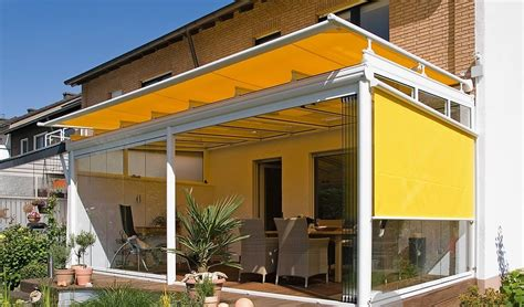 weinor awnings weinor vertitex vertical awnings roch 233 awnings