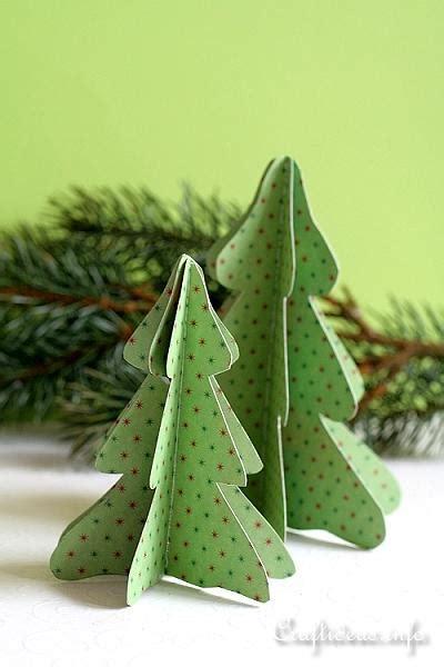paper craft tree paper tree pattern rachael edwards