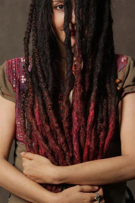 love these locs on pinterest 30 pins red tipped locs natural locs love pinterest