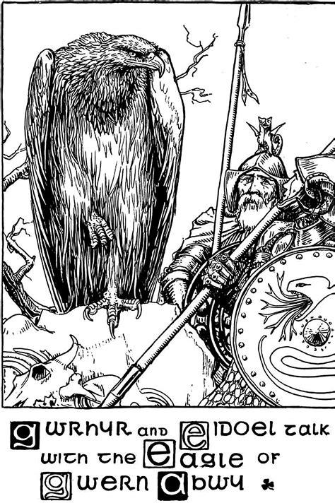 Dansk Jävlarna   Talking with the eagle, from Celtic Fairy