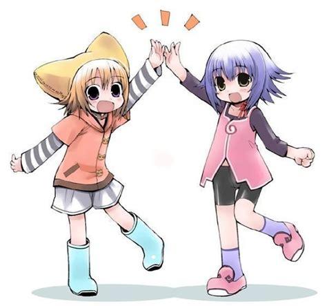 anime bffs