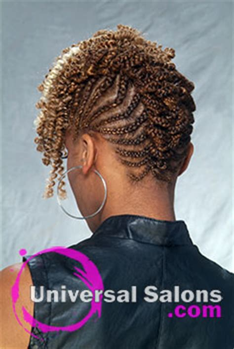 crochet natural hair styles salons in dc metro area natural edge crochet braids hairstyle by rasheeda berry