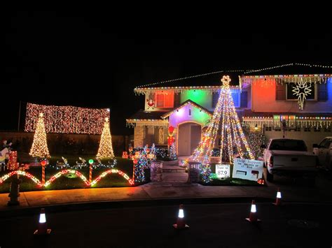 best christmas lights in rancho cucamonga inland empire