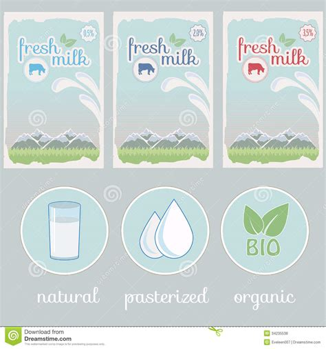 label design background milk label background packaging design royalty free