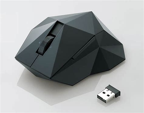 Origami Computer Mouse - elecom scope node laser mouse