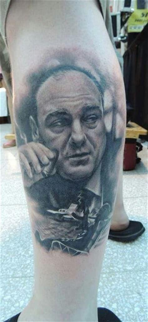 tony soprano tattoo 10 powerful sopranos tattoos tattoodo