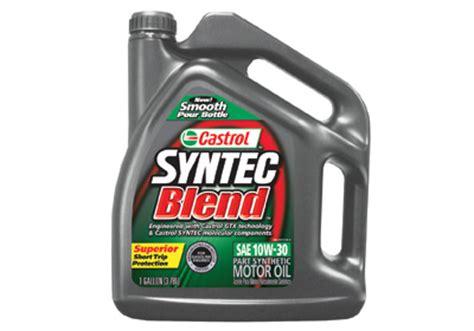 benquip castrol syntec blend
